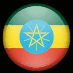 Drapeau E-Visa Éthiopie