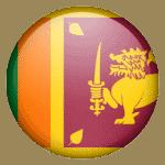 Drapeau E-Visa Sri Lanka