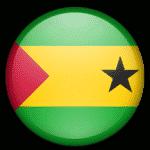 Drapeau E-Visa Sao Tomé et Principe