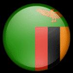Drapeau E-Visa Zambie
