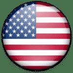 Drapeau E-Visa États Unis