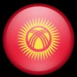 Drapeau E-Visa kirghizistan