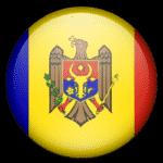 Drapeau E-Visa Moldavie